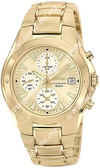 Seiko  Mens Wristwatch SND586