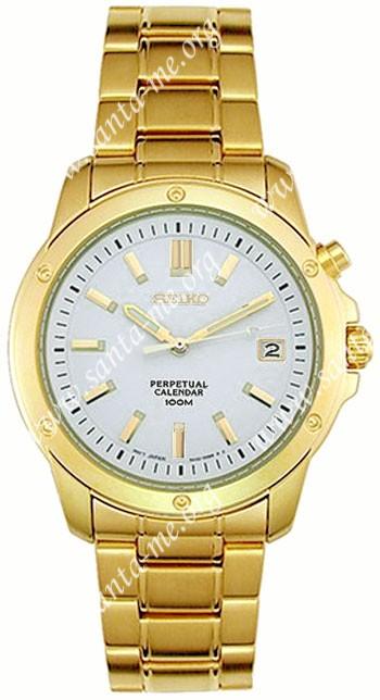 Seiko  Mens Wristwatch SNQ012