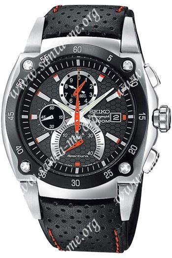 Seiko  Mens Wristwatch SPC003