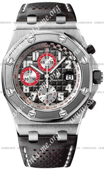 Audemars Piguet Royal Oak Offshore Tour Auto 2010 Mens Wristwatch Tour-Auto-2010
