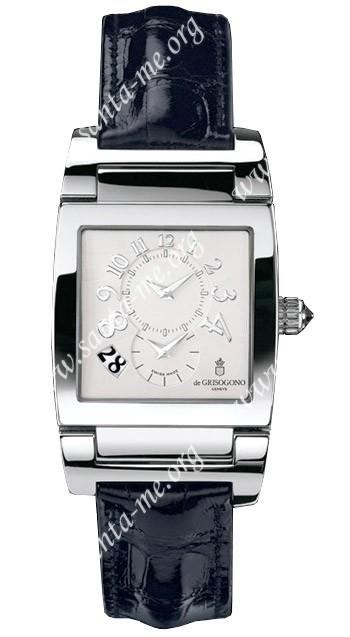 DeGrisogono Instrumento No. Uno Mens Wristwatch UNODFNO1