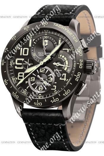 Swiss Army AirBoss Mach 6 Power Gauge Limited Edition Mens Wristwatch V241308