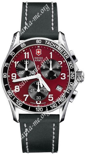 Swiss Army Chrono Classic Mens Wristwatch V251124