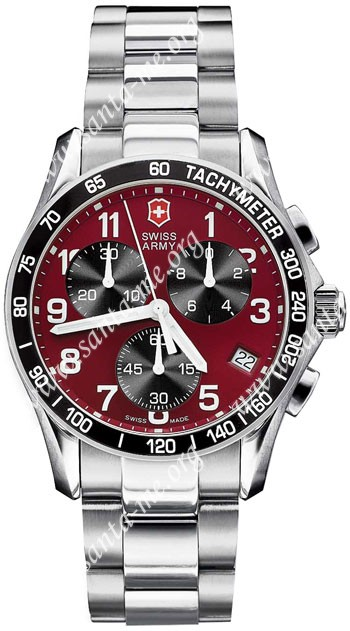 Swiss Army Chrono Classic Mens Wristwatch V251148