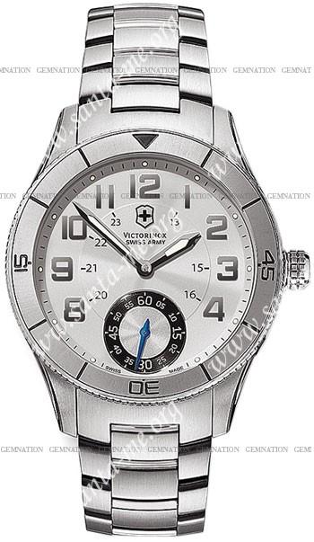 Swiss Army Ambassador Clous de Paris Mens Wristwatch V251190