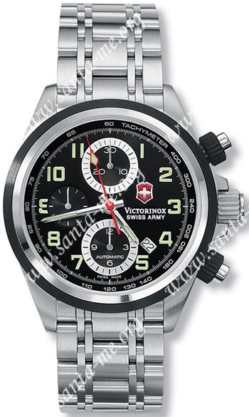 Swiss Army ChronoPro Mens Wristwatch V25162
