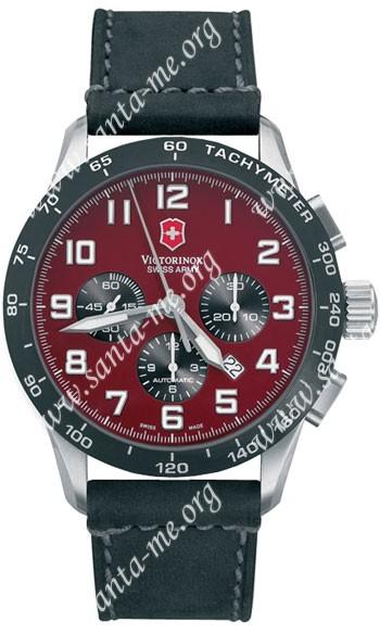 Swiss Army AirBoss Mach 6 Mens Wristwatch V25785