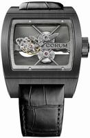 Corum Ti-Bridge Tourbillon Mens Wristwatch 022.704.94-0F81-0000
