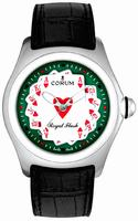 Corum Bubble XL Royal Flush 2006 Special Edition Mens Wristwatch 02320.RO2001