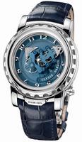 Ulysse Nardin Freak DiamOnSil Mens Wristwatch 029-89