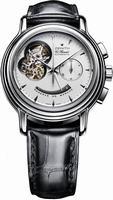 Zenith Chronomaster T Open Mens Wristwatch 03.0240.4021.01.C495
