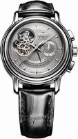 Zenith Chronomaster T Open Mens Wristwatch 03.0240.4021.02.C495