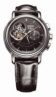 Zenith Chronomaster T Open Mens Wristwatch 03.0240.4021.22.C495