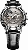 Zenith Chronomaster T Open Mens Wristwatch 03.0240.4021.76.C495