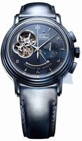 Zenith Chronomaster T Open Mens Wristwatch 03.0240.4021.97.C618
