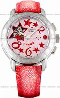 Zenith Star Sea Open El Primero Ladies Wristwatch 03.1233.4021-82.C630