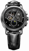 Zenith Chronomaster Open Grande Date Moonphase Mens Wristwatch 03.1260.4047-22.C505
