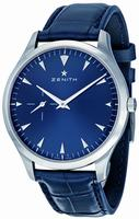 Zenith Elite Ultra Thin Mens Wristwatch 03.2012.681-51.C503