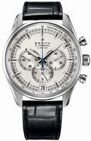 Zenith El Primero Mens Wristwatch 03.2040.400-04.C496