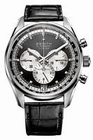 Zenith El Primero 36'000 VPH Mens Wristwatch 03.2040.400-22.C496