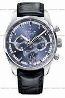 Zenith 36'000 VPH Tribute to Charles Vermot Mens Wristwatch 03.2041.400-51.C496