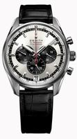Zenith El Primero Striking 10th Mens Wristwatch 03.2043.4052-01.C496