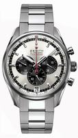 Zenith El Primero Striking 10th Mens Wristwatch 03.2043.4052-01.M2040