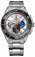 Zenith El Primero Stratos Flyback Striking 10th Mens Wristwatch 03.2060.4057-69.M2060