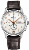 Zenith Captain Winsor Annual Calendar Boutique Edition Mens Wristwatch 03.2072.4054-01C711