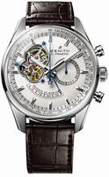 Zenith Chronomaster Open Reserve Mens Wristwatch 03.2080.4021-01.C494