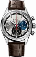 Zenith 36'000 VPH Mens Wristwatch 03.2150.400-69.C713