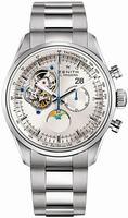 Zenith El Primero Chronomaster Open Grande Date Mens Wristwatch 03.2160.4047-01.M2160