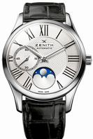 Zenith Heritage Ultra Thin Moonphase Ladies Wristwatch 03.2310.692-02.C706