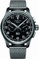 Zenith El Primero Pilot Date Special Mens Wristwatch 03.2410.4010-21M2410