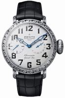 Zenith Pilot Type 20 Grand Feu Mens Wristwatch 04.2420.5011-17.C714