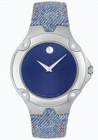 Movado Sports Edition Unisex Wristwatch 0604895/1