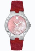 Movado Sports Edition Unisex Wristwatch 0605059