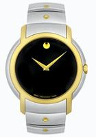 Movado SL Mens Wristwatch 0605719