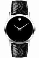 Movado Museum Classic Mens Wristwatch 0606085