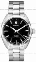 Movado Datron Automatic Mens Wristwatch 0606359