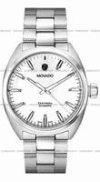 Movado Datron Automatic Mens Wristwatch 0606360