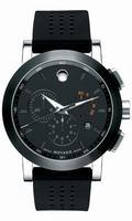 Movado Museum Mens Wristwatch 0606545