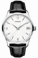 Movado Circa Mens Wristwatch 0606569