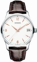 Movado Circa Mens Wristwatch 0606570