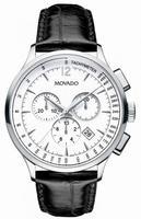 Movado Circa Mens Wristwatch 0606575