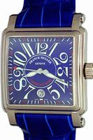 Frank Muller Conquistador Cortez Mens Wristwatch 10000.SC.BLU
