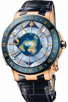 Ulysse Nardin Moonstruck Mens Wristwatch 1062-113