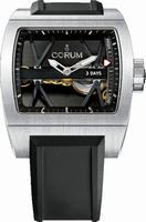 Corum Ti-Bridge 3 Day Power Reserve Mens Wristwatch 107.101.04-F371