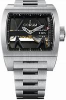 Corum Ti-Bridge 3 Day Power Reserve Mens Wristwatch 107.101.04-V250
