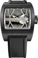 Corum Ti-Bridge 3 Day Power Reserve Mens Wristwatch 107.102.94-F371-0000